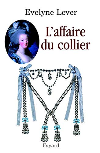L'affaire du Collier: n/a