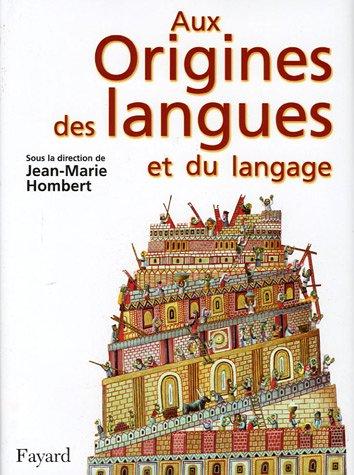 9782213625362: Aux origines des langues et du langage
