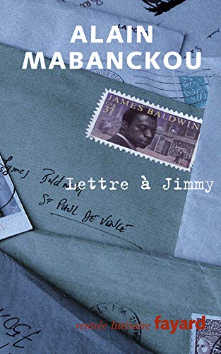 LETTRE À JIMMY: MABANCKOU ALAIN