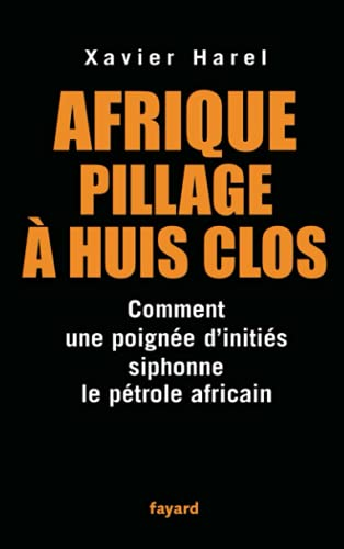 9782213627588: Afrique, pillage à huis clos (French Edition)