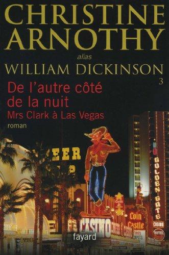 9782213628141: De l'autre côté de la nuit : Mrs Clark à Las Vegas