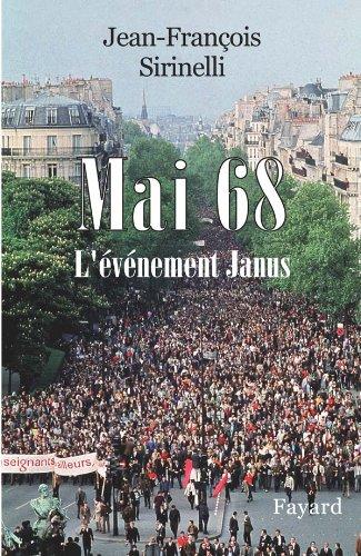 9782213632384: Mai 68 : L'événement Janus