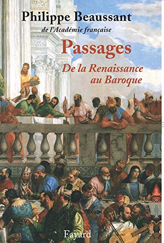 9782213633619: Passages : De la Renaissance au Baroque