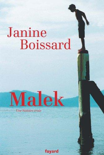 MALEK: BOISSARD JANINE