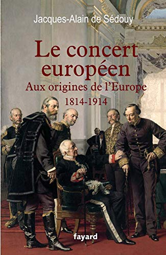 Le concert europà en : Aux origines: Jacques-Alain de Sedouy