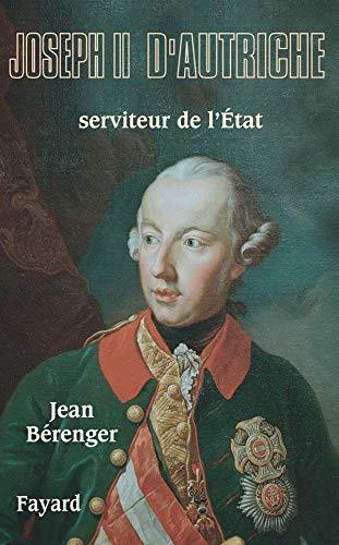 9782213634586: Joseph II : Serviteur de l'Etat