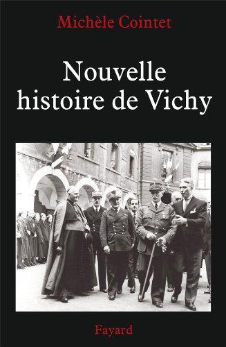NOUVELLE HISTOIRE DE VICHY: COINTET MICHÈLE