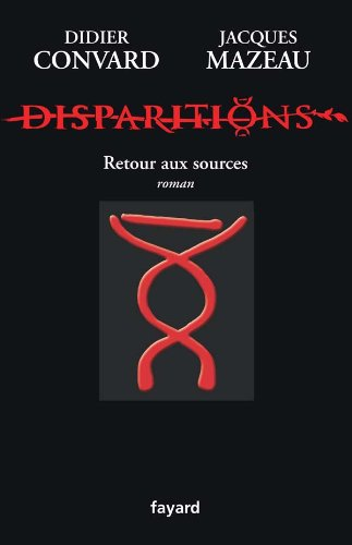 9782213636566: Disparitions (French Edition)