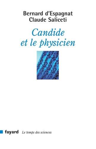 CANDIDE ET LE PHYSICIEN: ESPAGNAT BERNARD D'