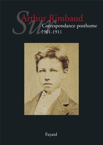 Sur Arthur Rimbaud T.2 Lefrère, Jean-Jacques