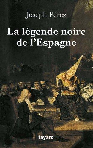 9782213643045: La légende noire de l'Espagne