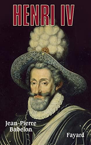 HENRI IV N.E.: BABELON JEAN-PIERRE