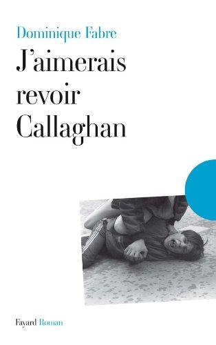 9782213651675: J'aimerais revoir Callaghan