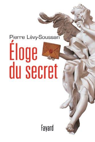 9782213655932: Eloge du secret