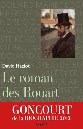 9782213668581: le roman des Rouart