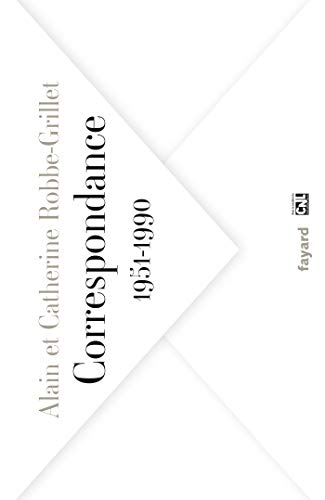 9782213670775: Correspondance 1951-1990 (French Edition)