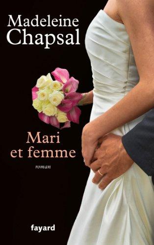 9782213670928: Mari et femme