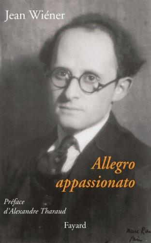 Allegro appassionato: FAYARD