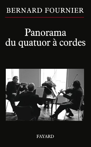 9782213677224: Panorama du quatuor à cordes