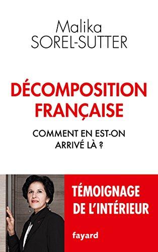 DÉCOMPOSITION FRANÇAISE: SOREL MALIKA