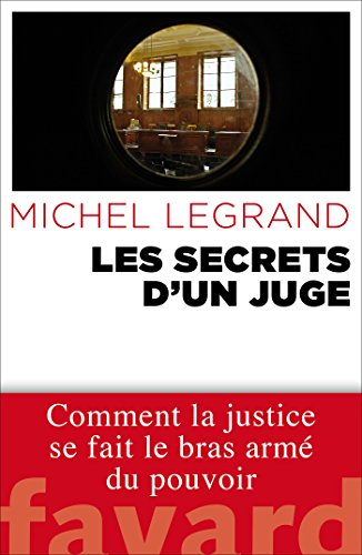 9782213678887: Les Secrets d'un juge