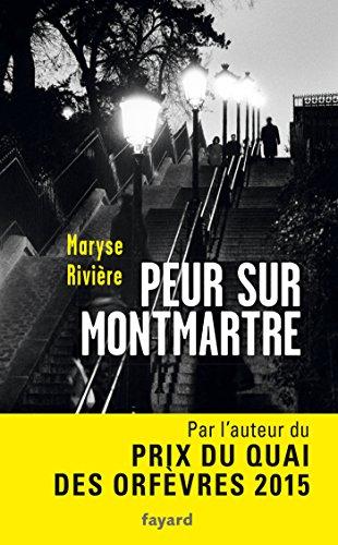 9782213693811: Peur sur Montmartre