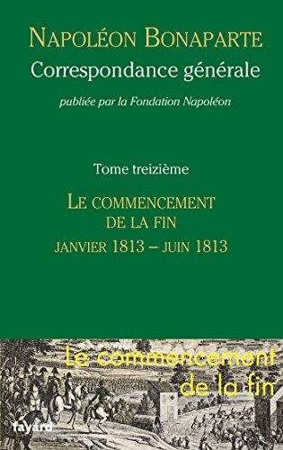 9782213701776: Correspondance générale - Tome 13 (Divers Histoire)