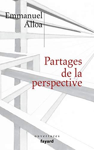 9782213716633: Partages de la perspective