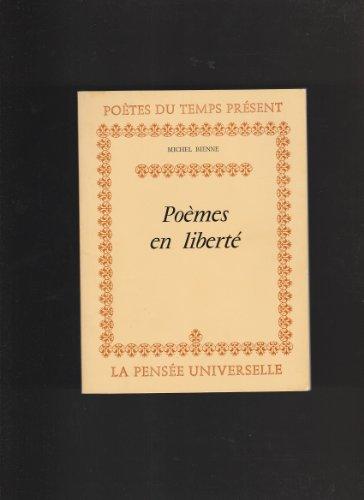 9782214048719: Poèmes en liberté