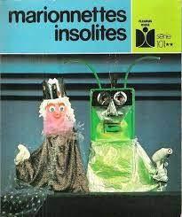 9782215004394: Marionnettes insolites