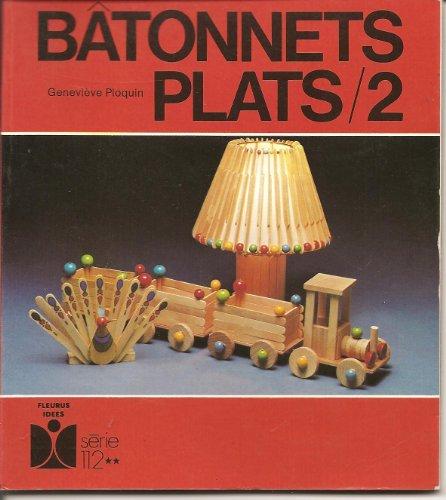 9782215005971: Bâtonnets plats