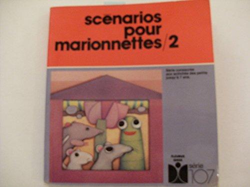 9782215006312: Scénarios pour marionnettes, Tome 2