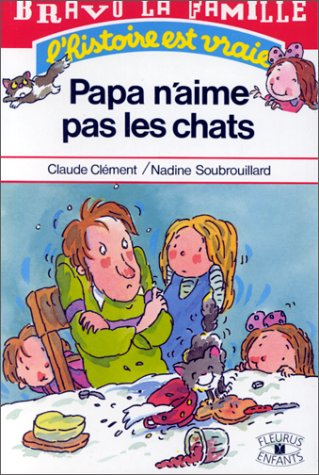 9782215012375: Papa n'aime pas les chats