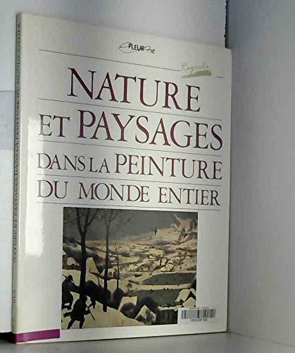 9782215013846: Nature et paysages dans la peinture du monde entier