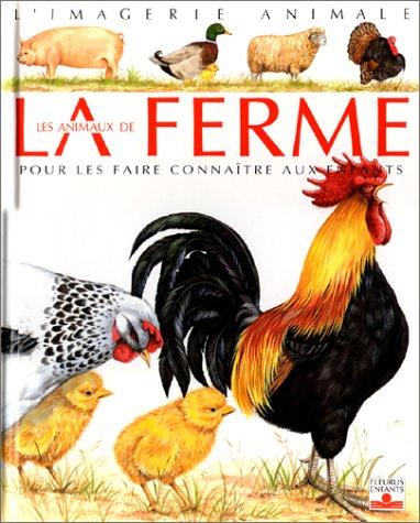 9782215014836: Les animaux de la ferme
