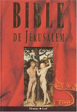 9782215043997: La Bible de Jérusalem (Relié avec signet, papier ivoire)