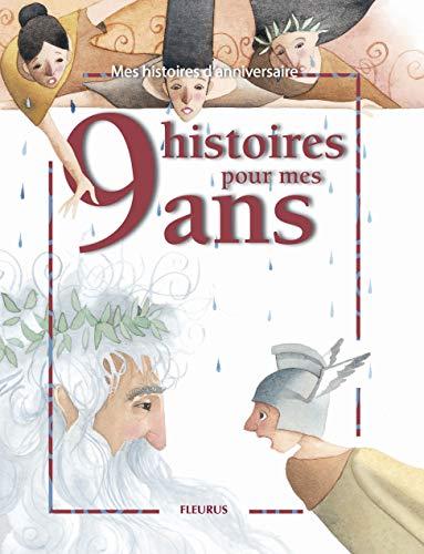 9782215044789: 9 histoires pour mes 9 ans (1 livre + 1 CD audio)