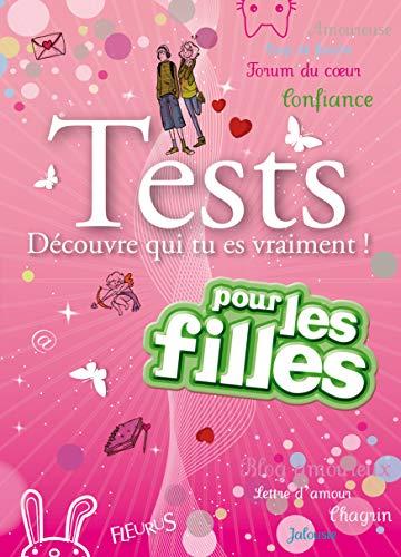 9782215048145: Tests pour les filles : D�couvre qui tu es vraiment !