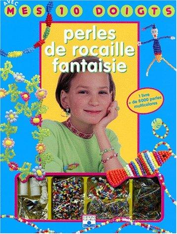 9782215051350: Perles de rocaille fantaisie : Kit