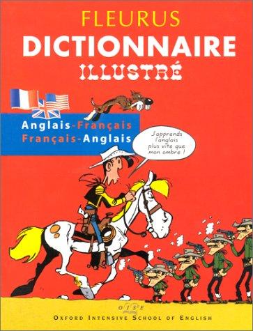 Dictionnaire de Lucky Luke illustré, édition bilingue: Collectif