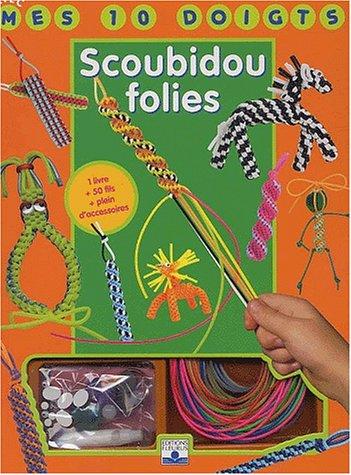 9782215052432: Scoubidou-folies