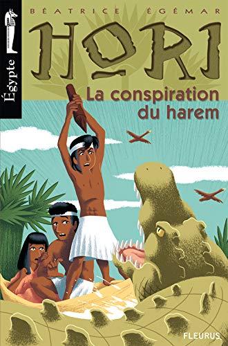 9782215053248: Hori scribe et détective, Tome 2 : La conspiration du harem