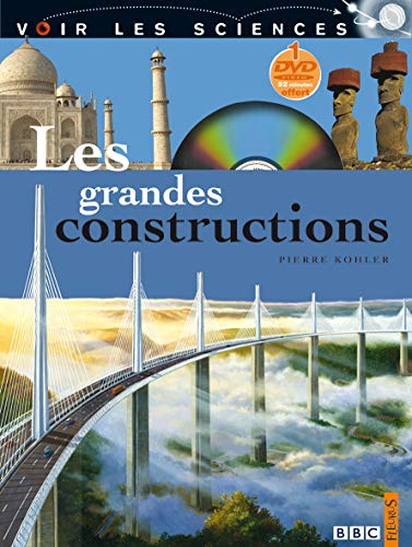 9782215054481: Les grandes constructions (1DVD) (French Edition)