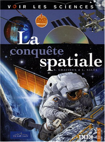 9782215054672: La conqu�te spatiale (1DVD)