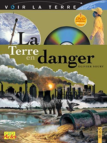 9782215055501: La Terre en danger (1DVD)