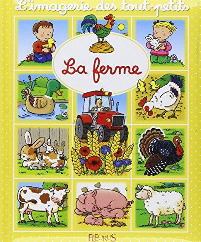 9782215061045: La ferme (L'imagerie des tout-petits)
