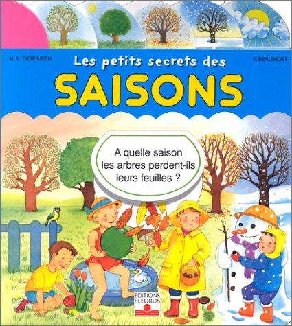 9782215061137: Les petits secrets des saisons