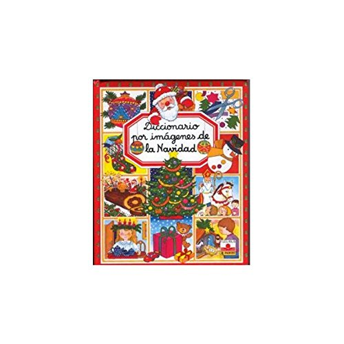 9782215062004: Diccionario por imagenes de la Navidad/ Christmas Picture Dictionary (Spanish Edition)