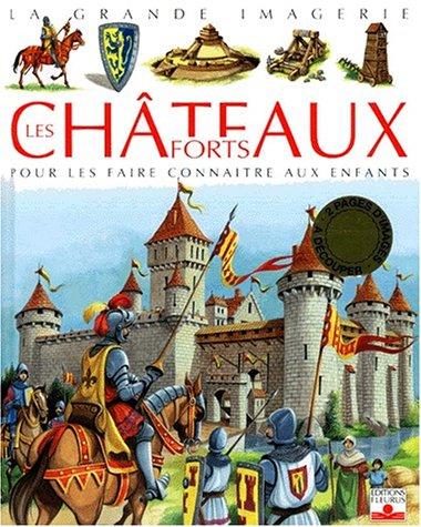 9782215063469: Les Châteaux forts