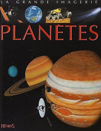 9782215065982: La Grande Imagerie Fleurus: Les Planetes